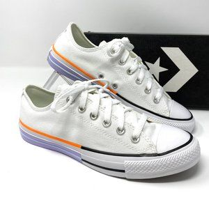 Converse Chuck Taylor AS Canvas Low  White Agate M